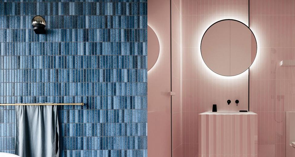 Модный интерьер ванной комнаты: 5 трендов