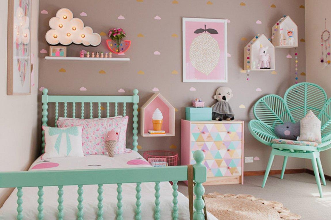 Как оформить детскую комнату «на вырост» 7
