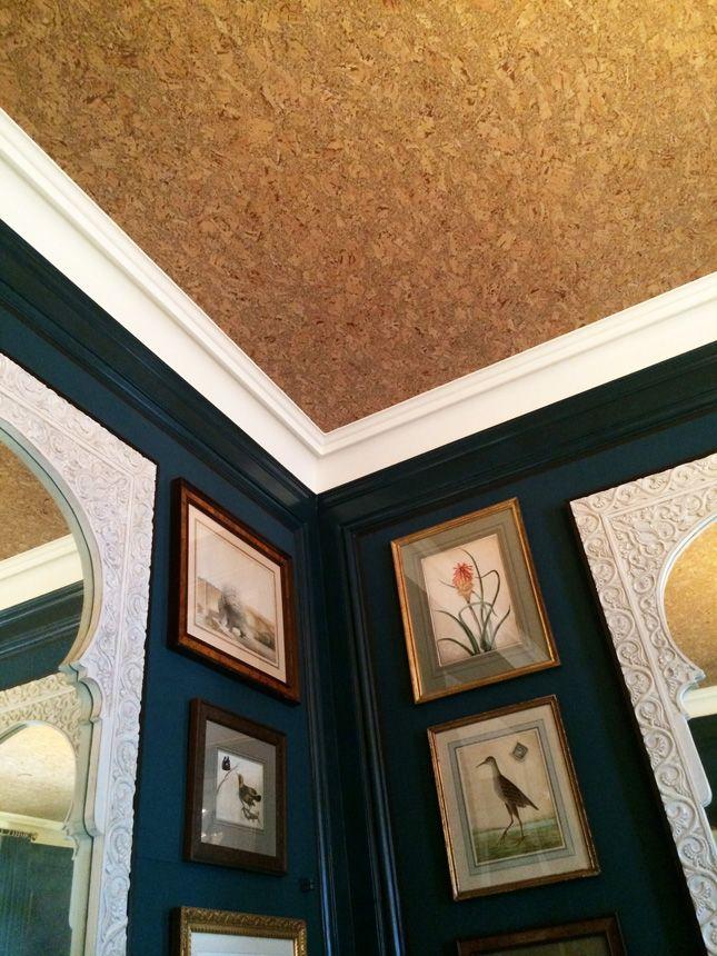 пробковые потолки