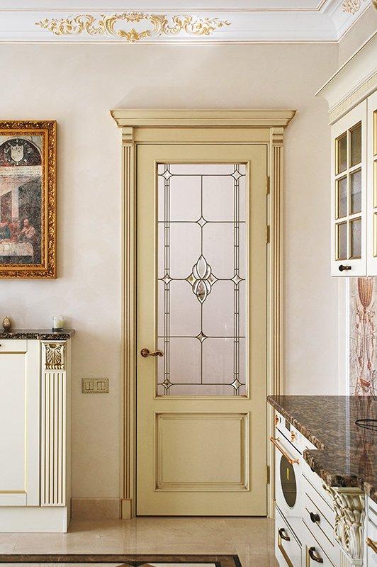 стеклянные межкомнатные двери в интерьере фото